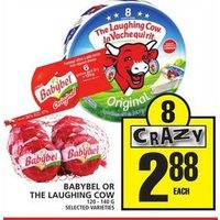 Babybel or the Laughing Cow