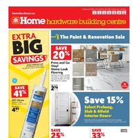 - Building Centre - The Paint & Renovation Sale Flyer
