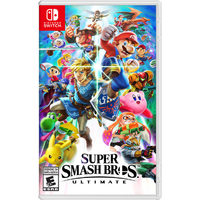 Nintendo Switch Video Games - Super Smash Bros