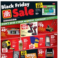Home Hardware - Building Centre - Black Friday Sale Flyer