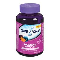 One-A-Day Adult Multivitamins, Flintstones Children Multivitamins or Atkins Diet Bars