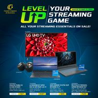 Canada Computers - Weekly Deals - Level Up Your Streaming Game Flyer