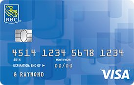 RBC® VISA® Classic Low Rate Option