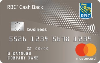RBC® Business Cash Back MasterCard
