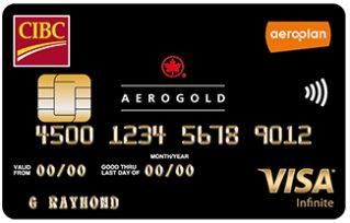 Compare best visa in canada redflagdeals credit cards cibc aerogold visa infinite card reheart Choice Image