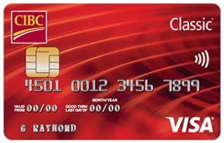 CIBC Classic VISA® Card for Students