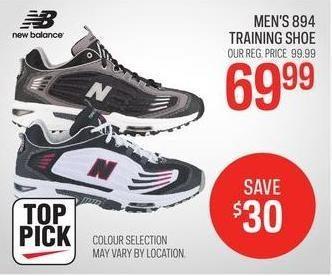 Men's New Balance 894 Training Shoes