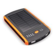 Toughtested 6000mAh Solar Battery Pack With Carabineer Case And Windshield Mount  - $99.99 ($20.00  off)