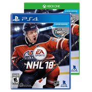 Best Buy: Get a $20.00 Credit for NHL 18 or NBA 2K18 When You Trade in a 2017 Sports Game