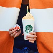 Starbucks: Get FREE Pumpkin Spice Whip with Every Pumpkin Spice Latte Until October 8