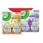 Air Wick Scented Oil or Air Wick Scented Oil with Bonus Warmer - $9.49