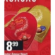 Lindor Amour Heart - $8.99