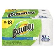 Bounty Paper Towel - $14.98 (Up to $7.50 off)