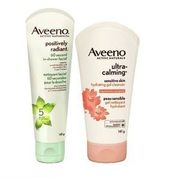 Aveeno Facial Cleansers - $8.99