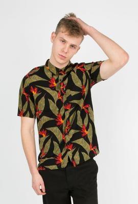 ede05ab9 Bluenotes Mens Tropical Floral Print Shirt - $10.00 ($5.00 Off) Mens  Tropical Floral Print Shirt