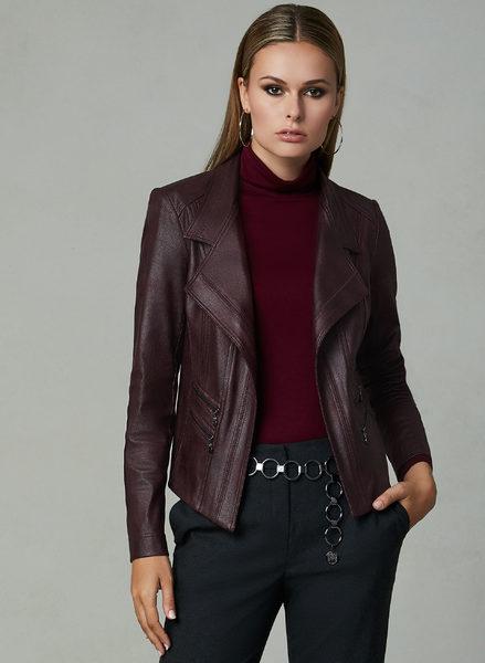 dc77b06cd029d Melanie Lyne: Vex - Faux Leather Jacket - RedFlagDeals.com