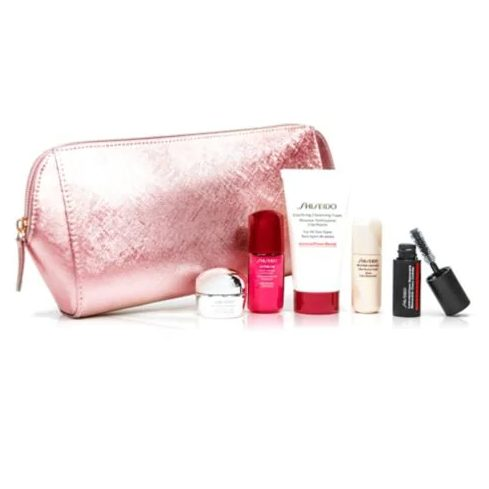 The Bay Hudson's Bay: Get a Free 6-Piece Shiseido Gift Set with $64+ Shiseido Purchase, Online Only Free 6-Pc. Shiseido Gift Set with $64+ Purchase!