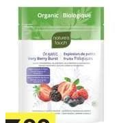Natire's Touch Organic Fruit - $3.99