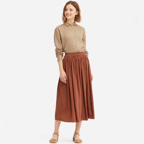 5fd79f1b640a7 Uniqlo Uniqlo Limited-Time Offers: Women's Premium Linen Long Sleeve Shirt  $29.90, Men's Pull on Jogger Pants $29.90 + More! New Limited-Time Offers!