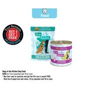 Dogs in the Kitchen Dog Food  - Buy 4 Get 1 Free