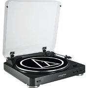 Audio-Technica Fully Automatic Belt-Drive Stereo Turntable - $129.00 ($70.00 off)