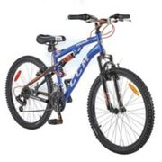 Ccm Savage Youth Dual Suspension Mountain Bike, 24-in - $179.99 ($180.00 Off)