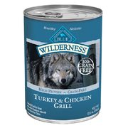Blue Wilderness Dog Food - Buy 4, Get 1 Free
