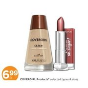 Covergirl Products - $6.99