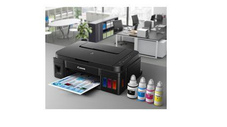 Walmart: Canon Pixma G3200 Refillable Ink Tank Printer