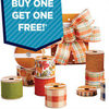 Fall Ribbon & Bows - BOGO Free