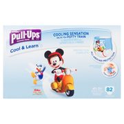 Pampers Easy-Ups Or Huggies Pull-Ups Training Pants  - $32.99