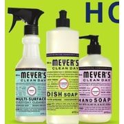 Mrs. Myer's Clean Day Hand Soap, Dish Soap or Surface Cleaner - $4.99