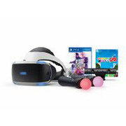 PlayStation VR Blood & Truth And Everybody's Golf VR Bundle  - $449.96
