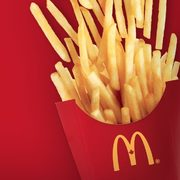 McDonald's: Get FREE Medium Fries When the Toronto Raptors Score 12 Three-Pointers During the 2020 NBA Playoffs