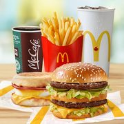 McDonald's Coupons: Get a McCafé Li'l Donuts 6-Pack for $3.99, Any Happy Meal for $3.49, Big Mac or McChicken for $3 + More