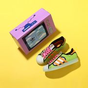 adidas: Get the New adidas x The Simpsons Superstar Squishee and Forum 84 Duff Beer Shoes on June 11 in Canada
