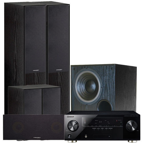 033ce35a13b Best Buy Precision Acoustics 5.1 Channel Home Theatre System w/ Pioneer  550-Watt HDMI Receiver - $731.81 (40% off) Precision Acoustics 5.1 Channel  Home ...